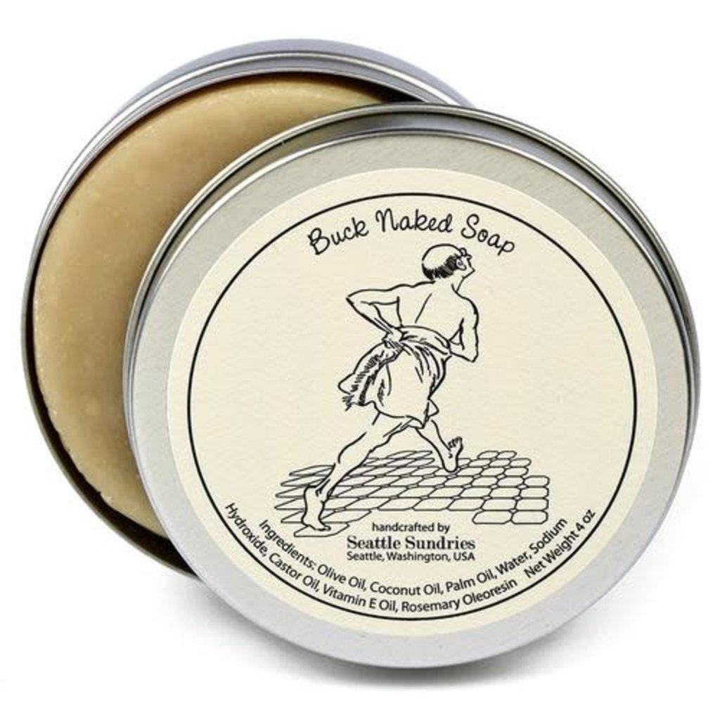 Seattle Sundries Seattle Sundries Buck Naked Soap