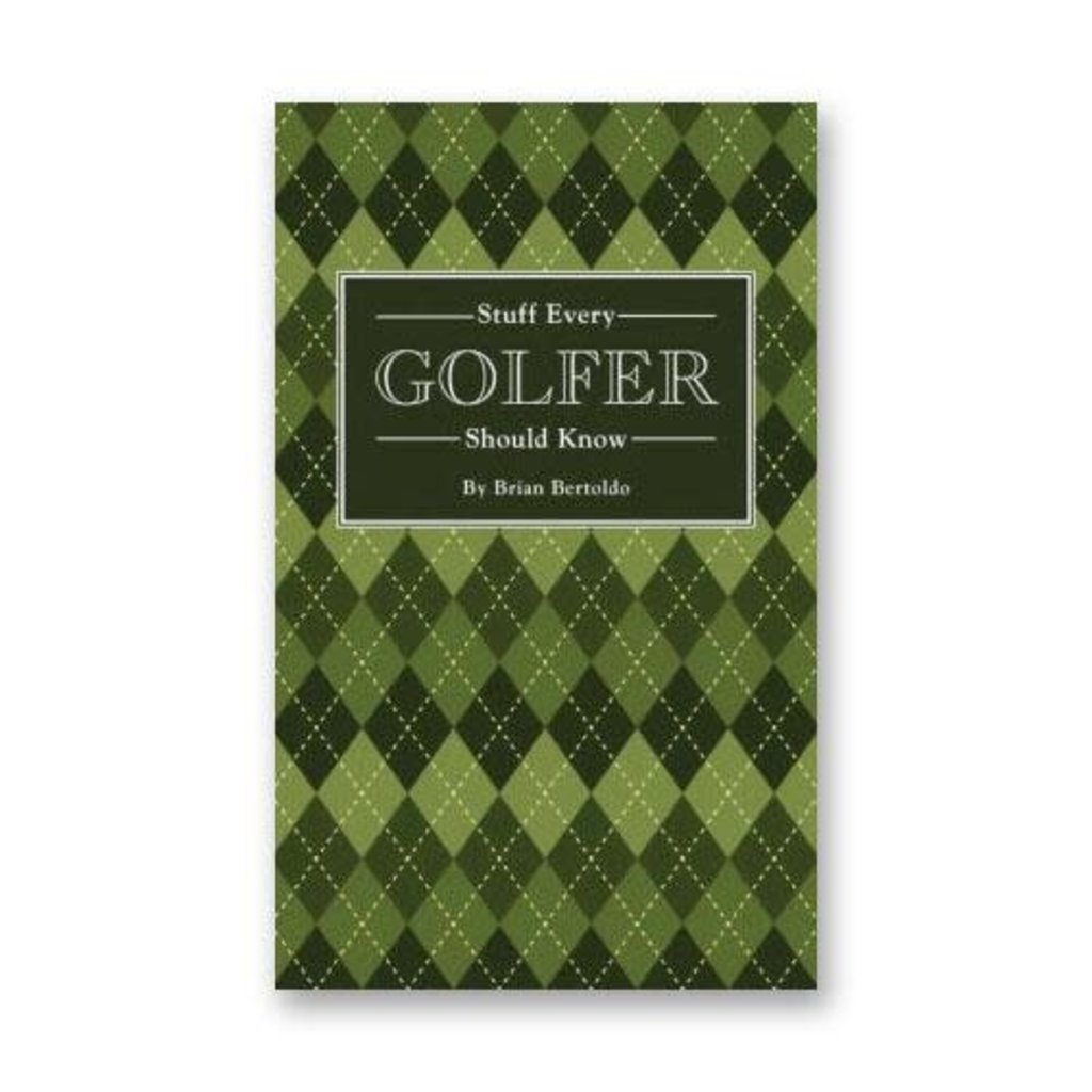Penguin Random House Stuff Every Golfer Should Know