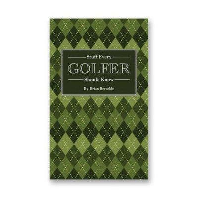 Penguin Random House Stuff Every Golfer Should Know
