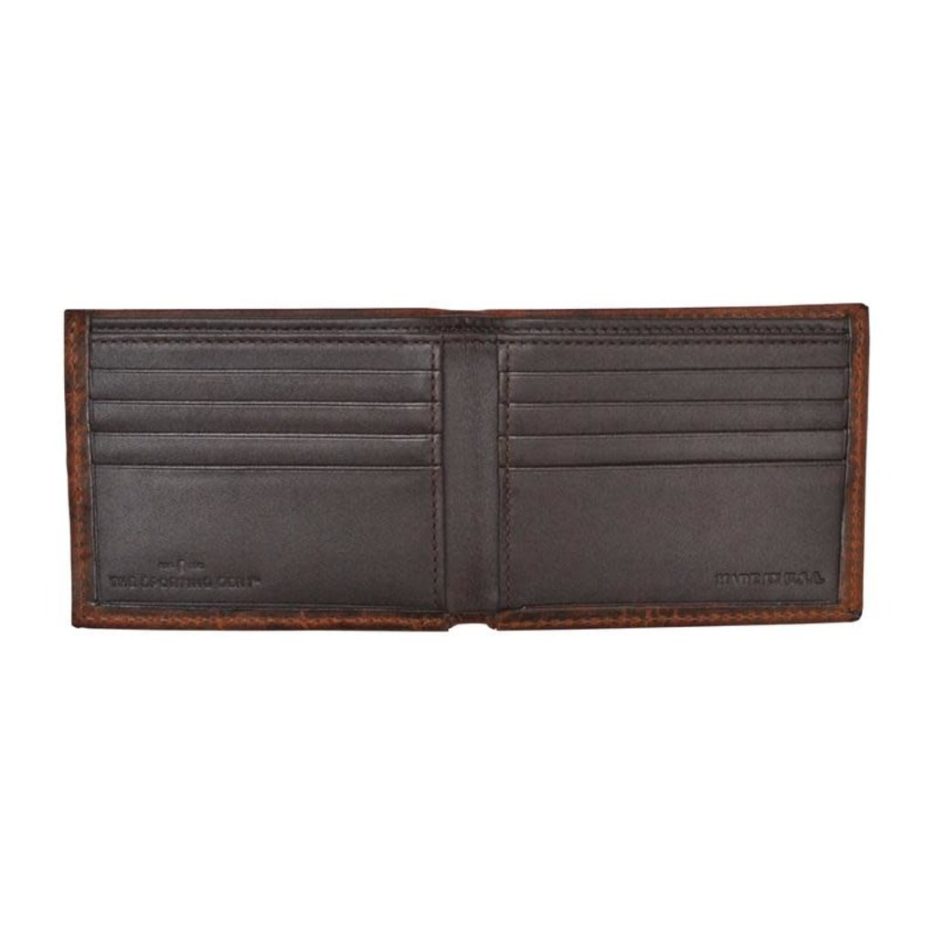 The Sporting Gent The Bayou Billfold Wallet