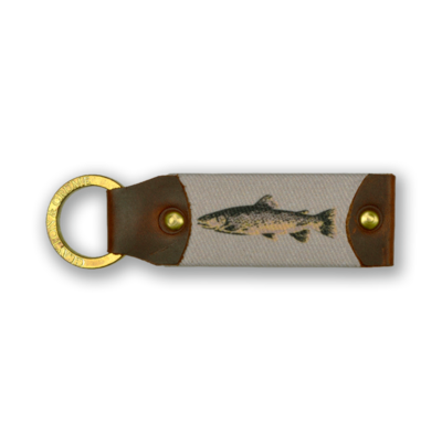 The Sporting Gent The Brownie Key Chain