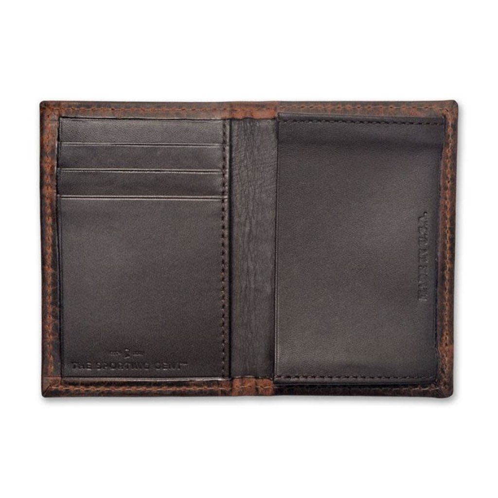 The Sporting Gent The Front Pocket Wallet
