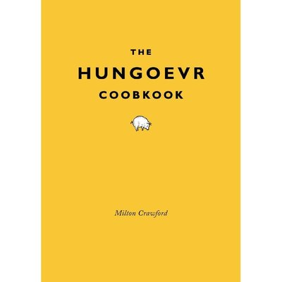 Penguin Random House The Hungover Cookbook by Milton Crawford