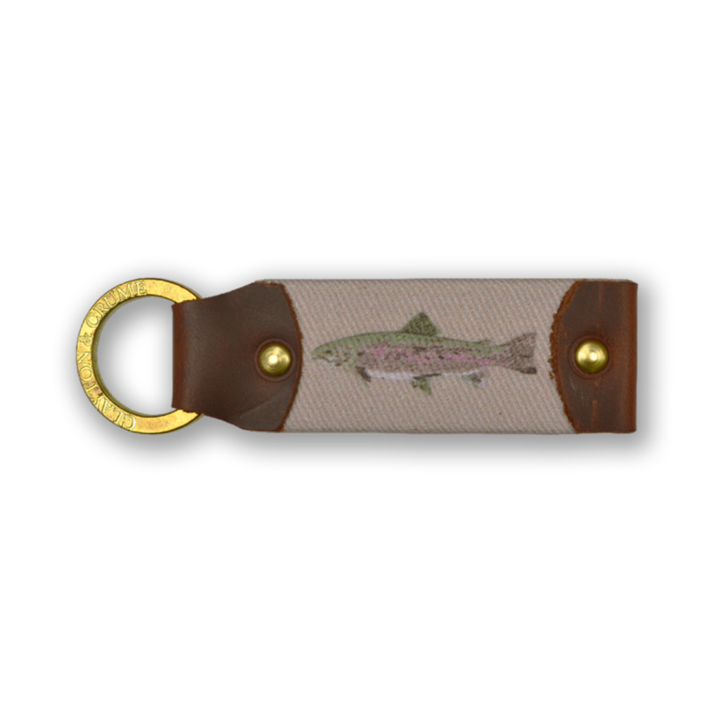 The Sporting Gent The Rainbow Key Chain