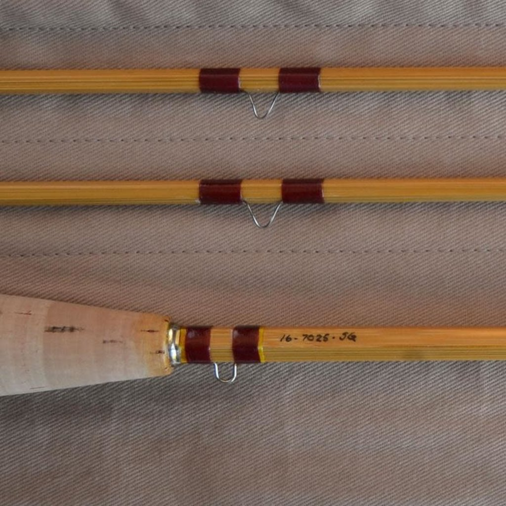 The Sporting Gent The Sporting Gent Bamboo Fly Rod