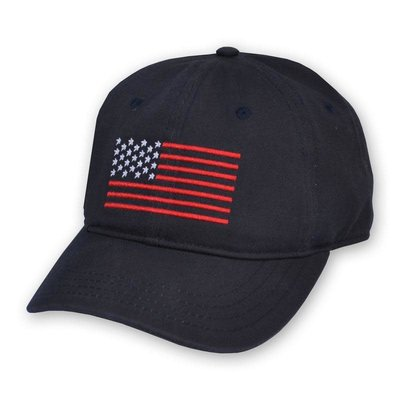 The Sporting Gent The Stars & Bars Chino Hat