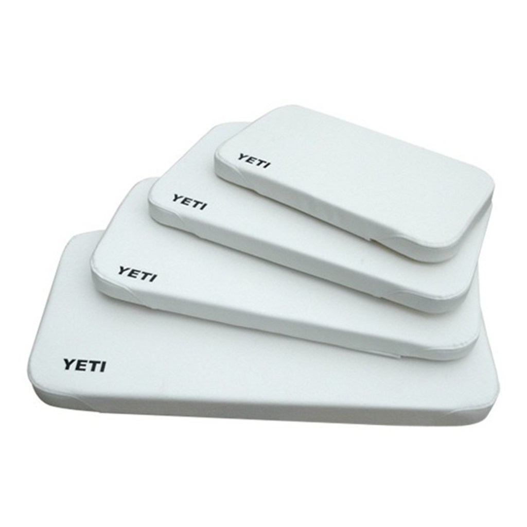 Yeti Tundra 45 Cushion - Marine Vinyl, White