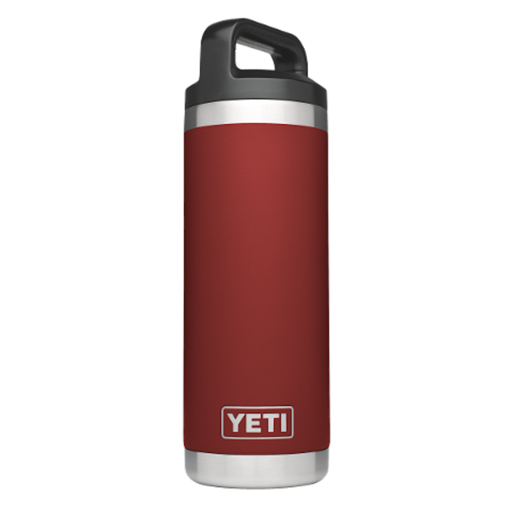 Yeti YETI Rambler Bottle 18 oz. - Brick Red