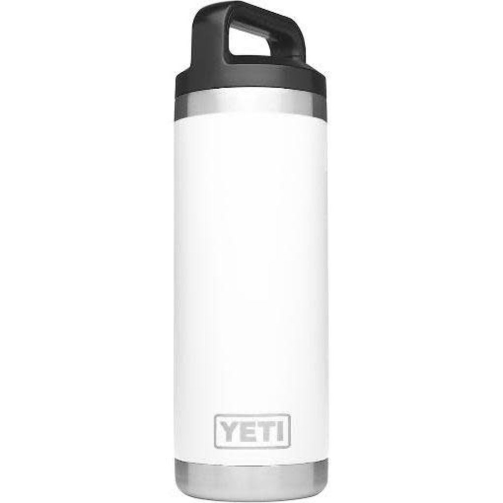 Yeti YETI Rambler Bottle 18 oz. - White