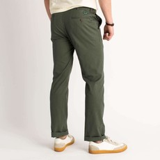 Duck Head Duck Head Green Badge Chino - Thyme Olive