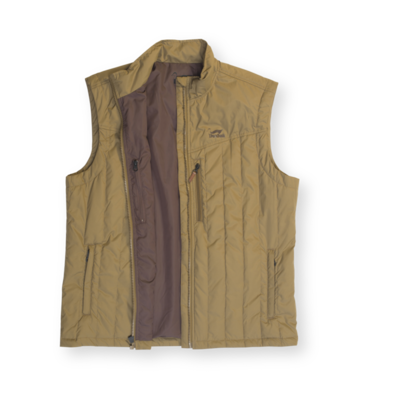 Duxbak Duxbak Cold Front Insulated Vest - Dark Tan