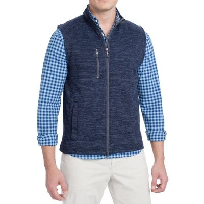 johnnie-O johnnie-O Tahoe Fleece Vest