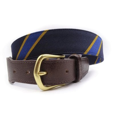 F.H. Wadsworth FH Wadsworth Leather Belt - Shellback
