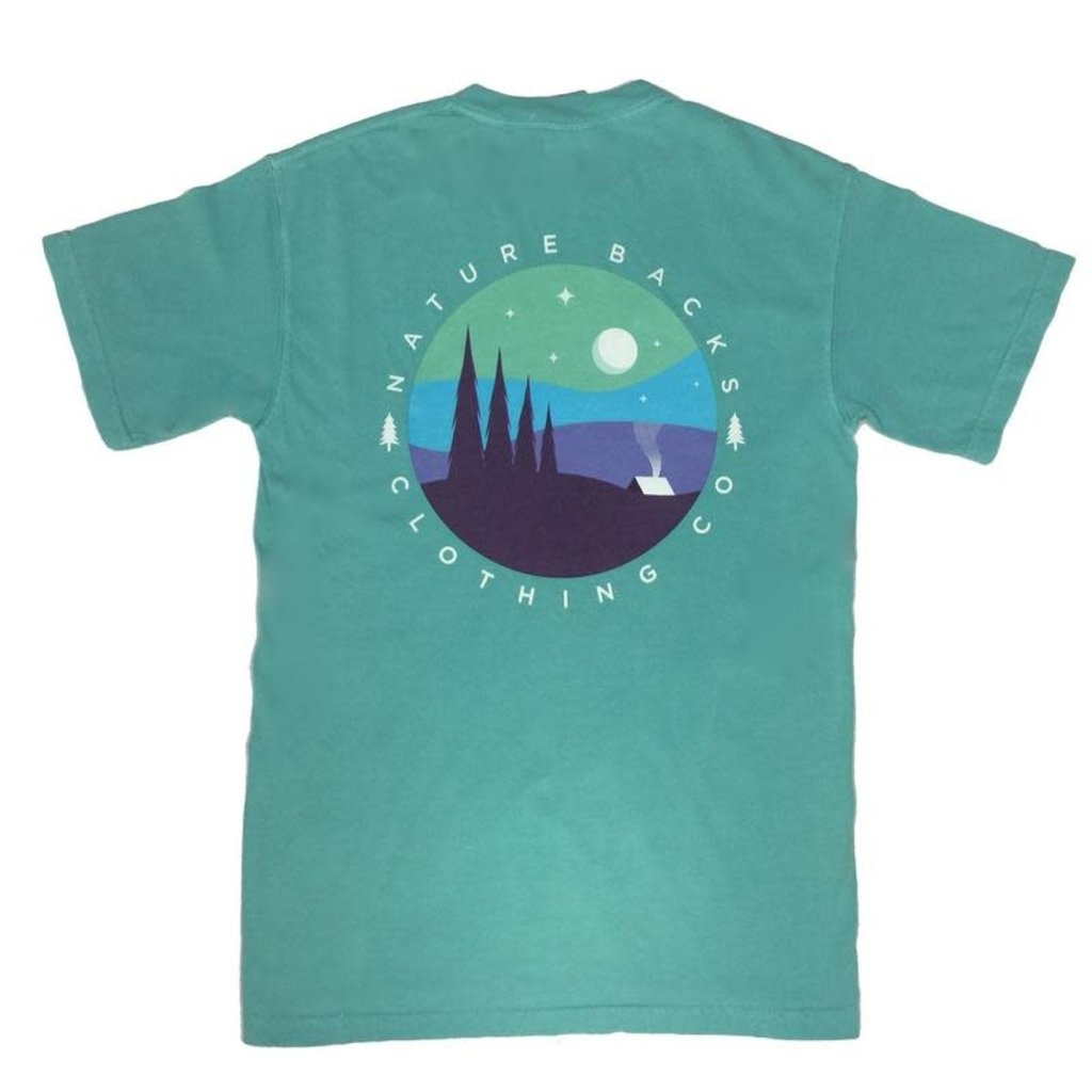 Nature Backs Nature Backs Chalky Mint Short Sleeve