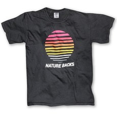 Nature Backs Nature Backs Horizon Short Sleeve
