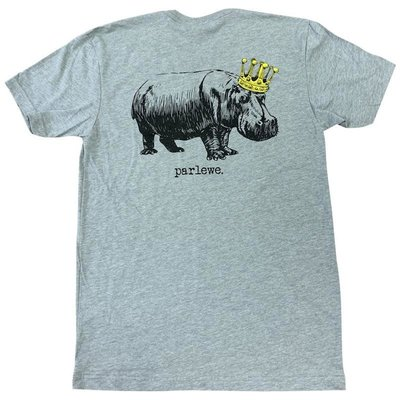 Parlewe Parlewe Kings Stay Kings Short Sleeve