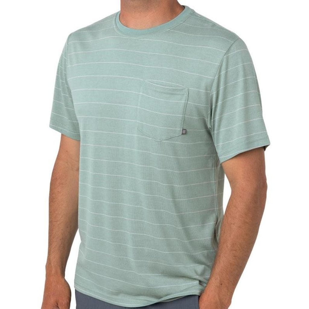 Free Fly Free Fly Apparel Channel Pocket Tee
