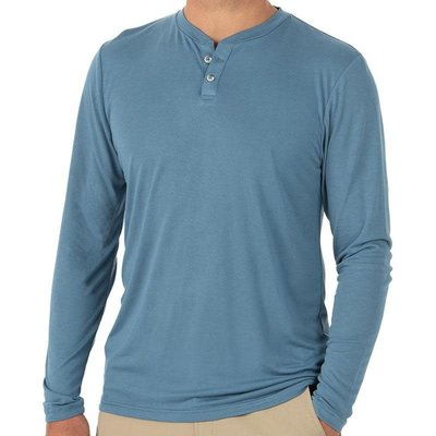Free Fly Apparel Free Fly Apparel Cruiser Henley