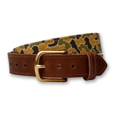 The Sporting Gent The Oxbow Belt