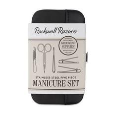 Rockwell Razors Rockwell Razors Five Piece Manicure Set
