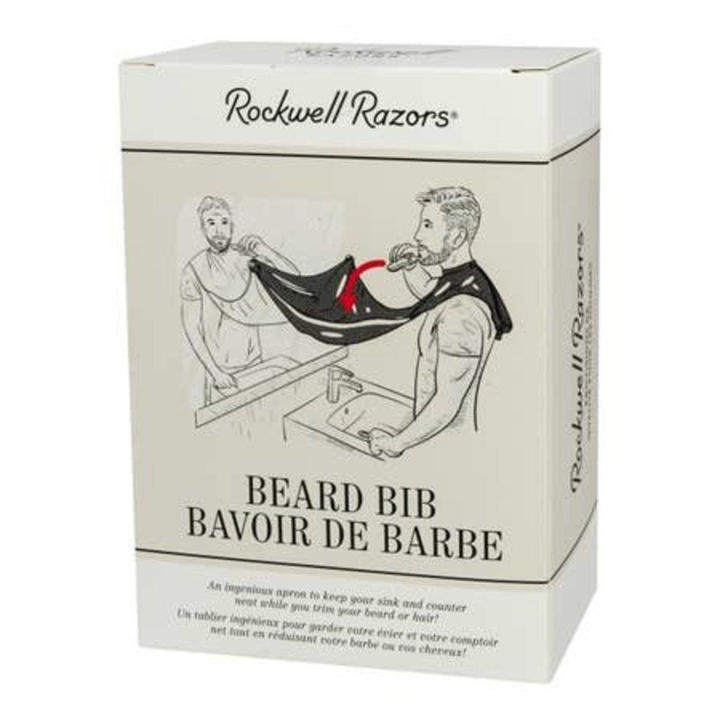 Faire Rockwell Razors Beard Bib