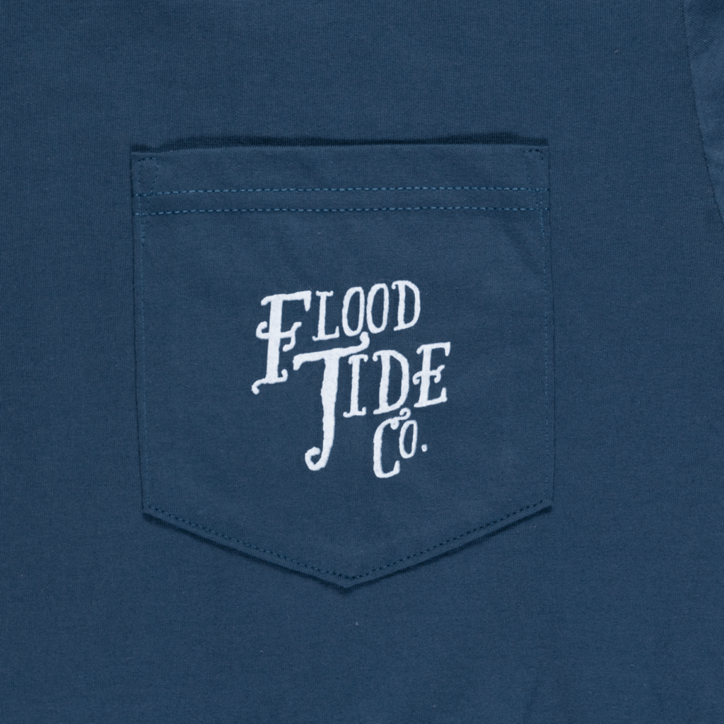 Flood Tide Co. Flood Tide Co. Eruption T-Shirt