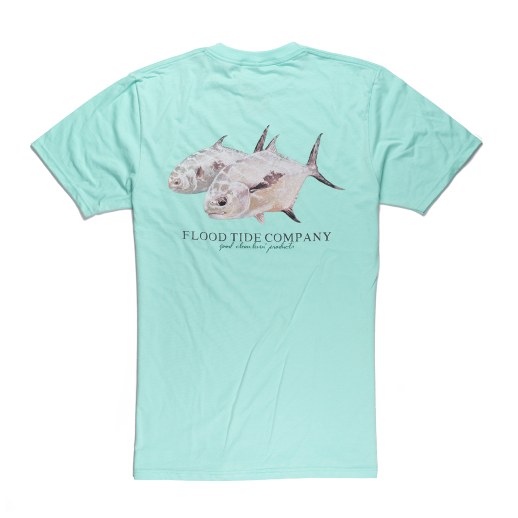 Flood Tide Co. Flood Tide Co. Flats Patrol T-Shirt