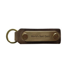 The Sporting Gent TSG World's Best Gent Key Fob