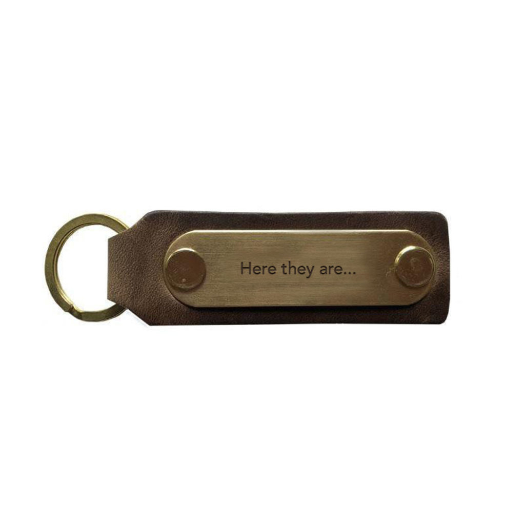 The Sporting Gent TSG Here They Are Key Fob