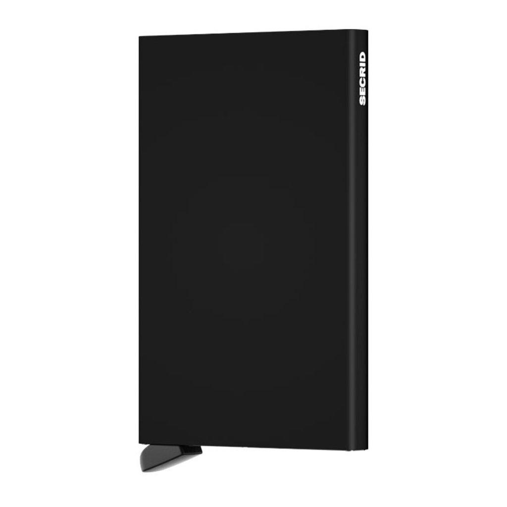 Secrid Secrid Cardprotector (Brushed Black)