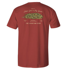 The Sporting Gent The Oxbow Short Sleeve Tee
