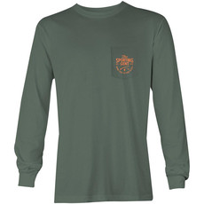 The Sporting Gent Ghost in the Grass Long Sleeve Tee