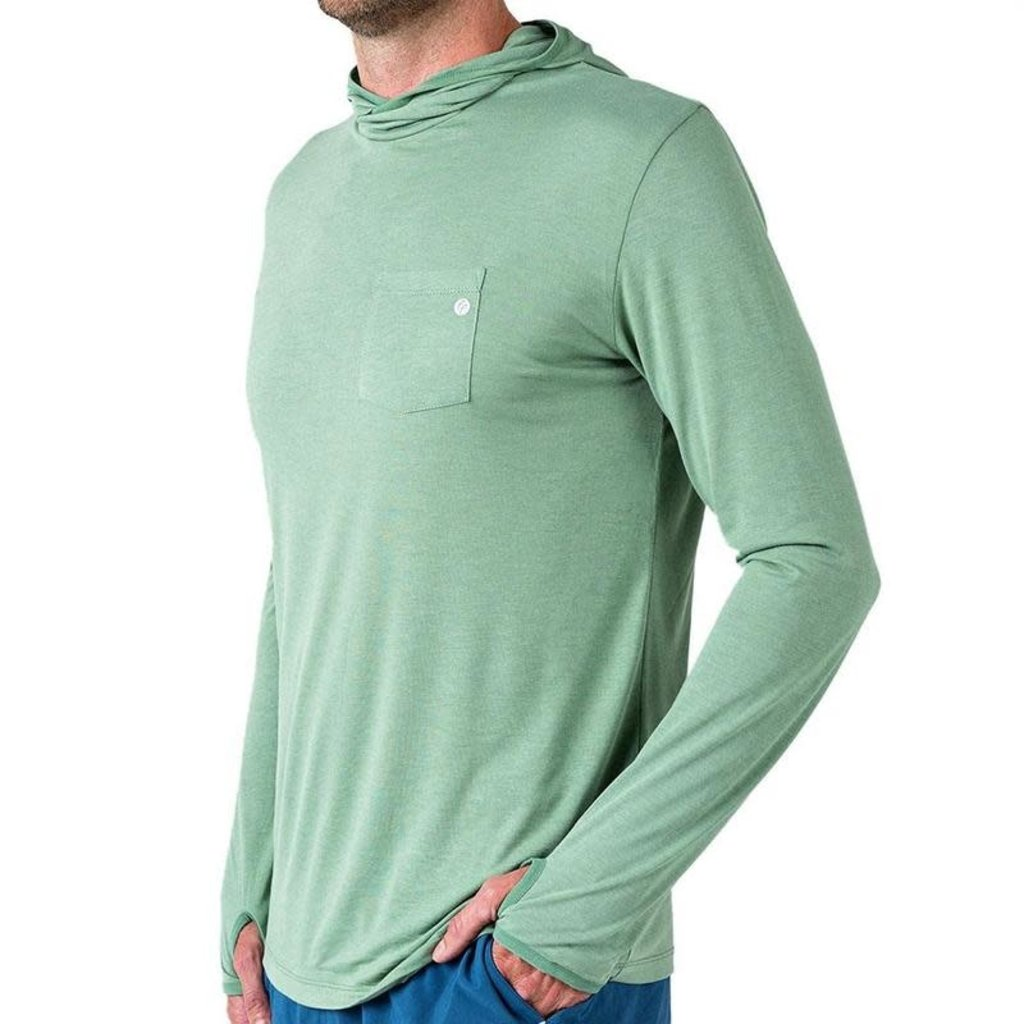 Free Fly Apparel Free Fly Apparel Bamboo Lightweight Hoody