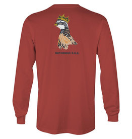 The Sporting Gent Notorious B.O.B. Long Sleeve Tee