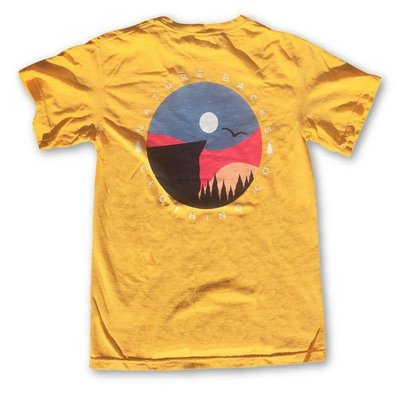 Nature Backs Nature Backs Sunrise Short Sleeve