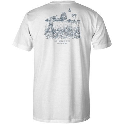 The Sporting Gent Early Morning Riser Short Sleeve Tee