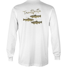 The Sporting Gent Troutfecta Long Sleeve Tee