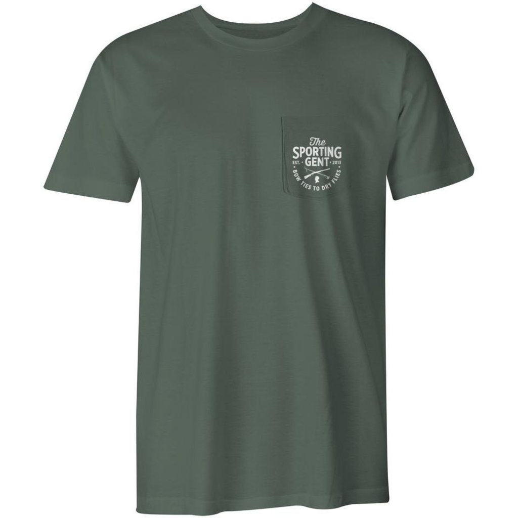 The Sporting Gent A Good Sign Short Sleeve Tee