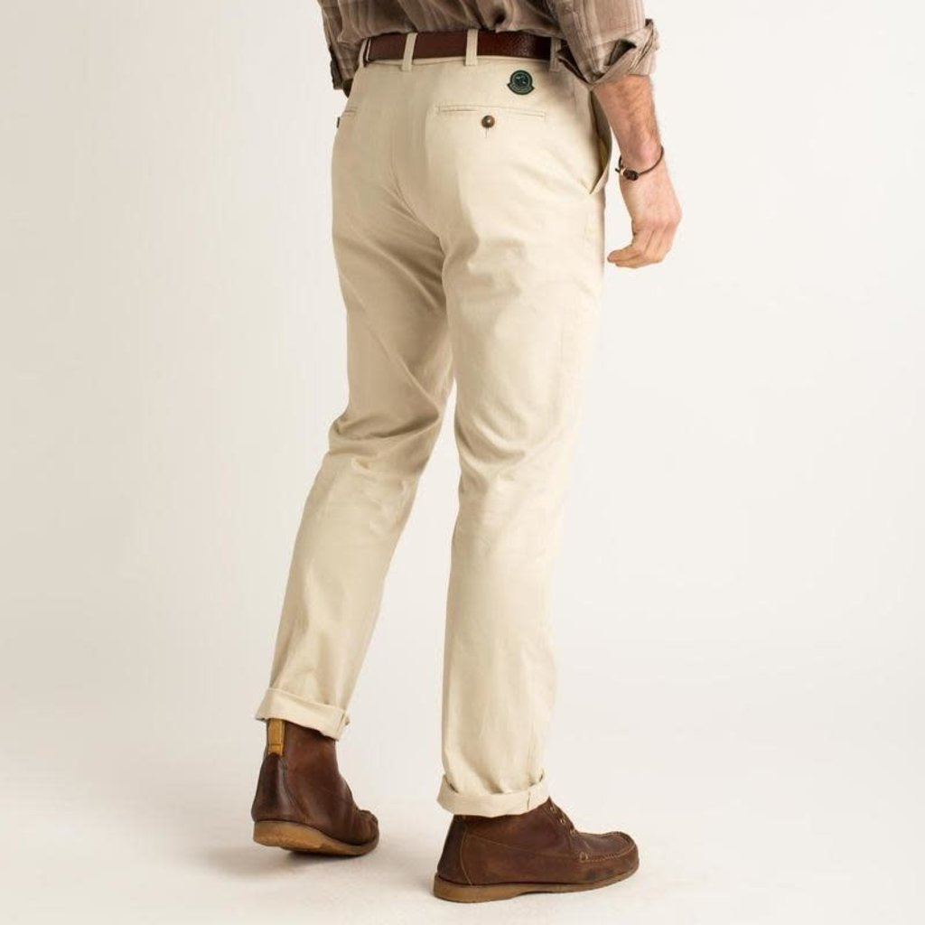Duck Head Duck Head Green Badge Chino