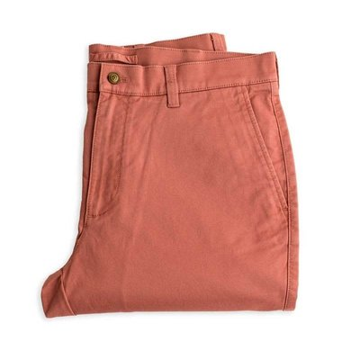 Duck Head Duck Head Gold School Chino - Weathered Red