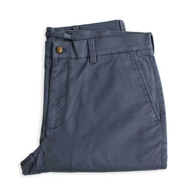 Duck Head Duck Head Gold School Chino - Lake Blue