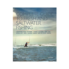 Penguin Random House The Complete Guide to Fresh & Saltwater Fishing
