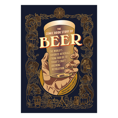 Penguin Random House The Comic Book Story of Beer
