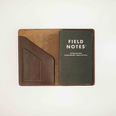 Clayton & Crume TSG American Leather Field Notes Journal