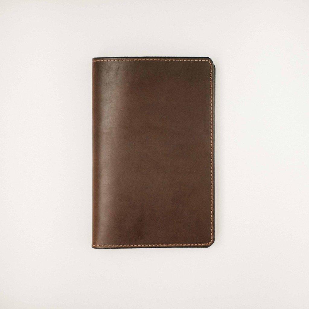 Clayton & Crume Clayton & Crume Brown Leather Medium Journal