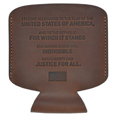 Clayton & Crume Clayton & Crume Leather Pledge of Allegiance Kooze