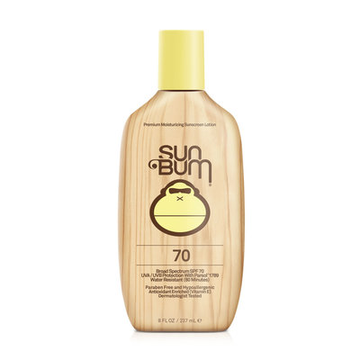 Sun Bum Sun Bum Original SPF 70 Sunscreen Lotion 8 oz