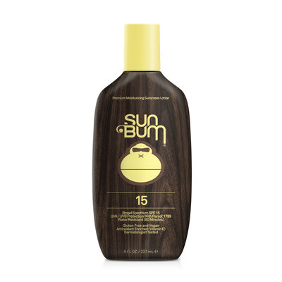 Sun Bum Sun Bum Original SPF 15 Sunscreen Lotion 8 oz