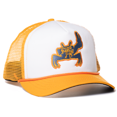 Flood Tide Co. Flood Tide Co. Neon Fiddler Trucker Hat