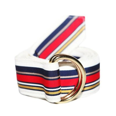 F.H. Wadsworth FH Wadsworth Ribbon Belt - Maxim